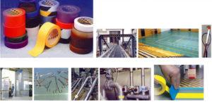 Refractory multi-purpose self adhesive tapes