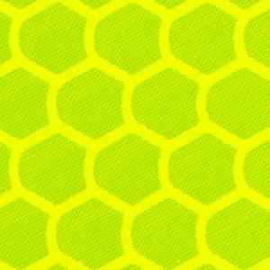 Νέο προϊόν: Αντανακλαστική πρισματική μεμβράνη τύπου ΙΙ - Fluorescent